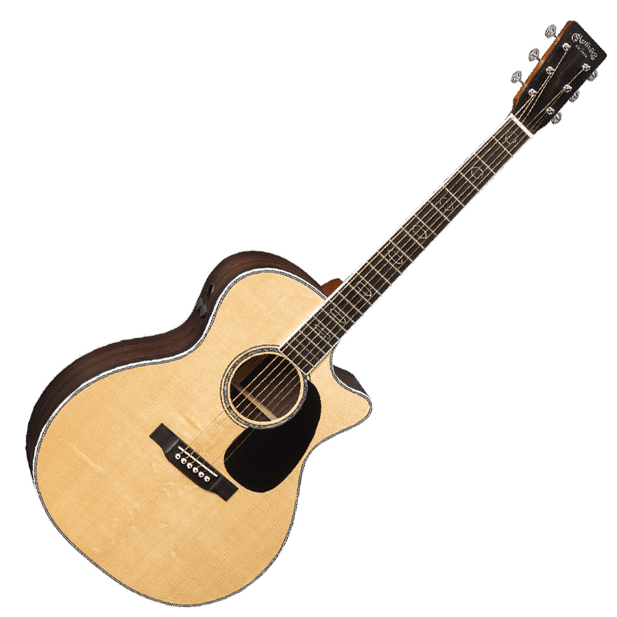 martin gpc aura gt acoustic electric guitar music machine musical instruments nz guitars nz. Black Bedroom Furniture Sets. Home Design Ideas