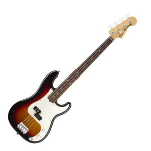 Fender American Special Precision Bass - 3-Tone Sunburst