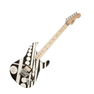"EVH Striped Series - ""Circles/See Ya"""