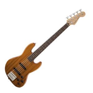 Fender Deluxe Active Jazz Bass V Okume