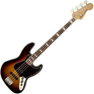 Fender '70s Jazz Bass 3-Tone Sunburst