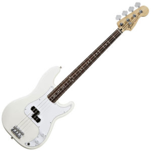 Fender Standard Series Precision Bass - Arctic White