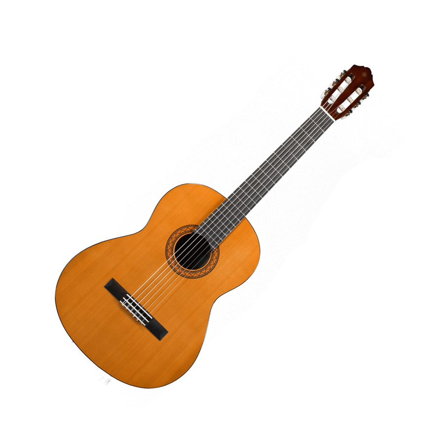 Yamaha c40 classical acoustic guitar music machine nz for Yamaha classic guitar