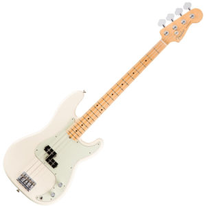 Fender Standard Precision Bass Arctic White MF