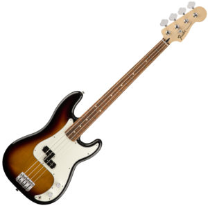 Fender Standard Precision Bass Brown Sunburst