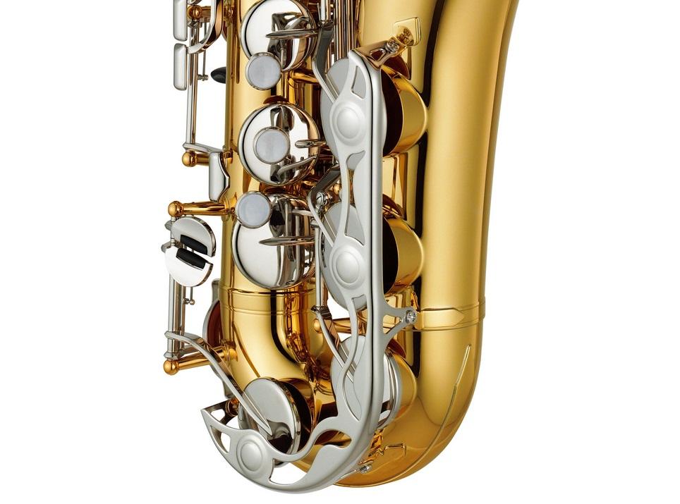 Yamaha yas 26 student alto saxophone outfit demo model for Yamaha student saxophone
