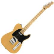Fender Player Telecaster Butterscotch Blonde Maple